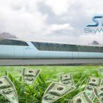 Milliárdos vállalkozás Skyway húrvasút közlekedési rendszer
