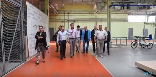 Így, készül a SkyWay! Videóriport az ausztrál delegáció legutóbbi látogatásáról