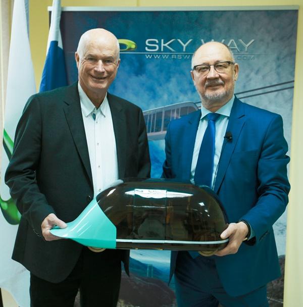A SkyWay technológia fejlődése Ausztráliában !