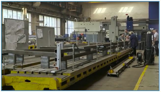 A pályastruktúra gyártási technológiájának a bevizsgálása gyakorlatilag befejeződött
