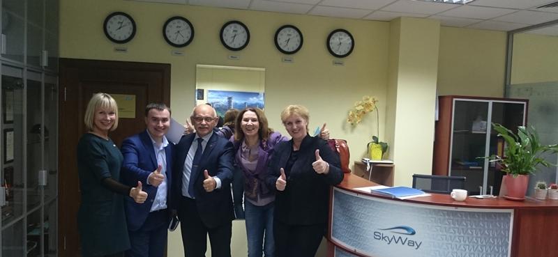 A SkyWay és a SkyWay Capital közös megbeszélésének eredményei