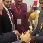 Az első hivatalos megállapodást a tegnapi napon írták alá Indiában
