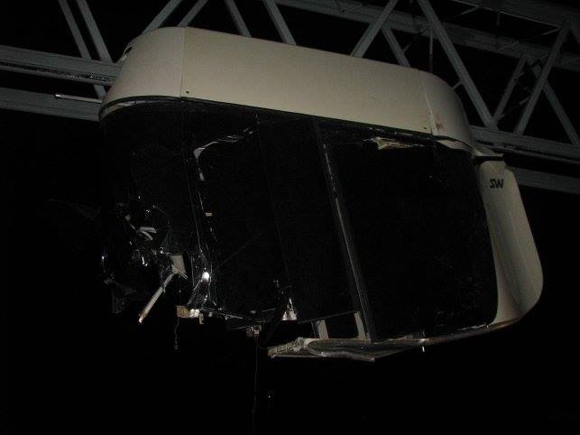 Sajnálatos baleset történt a EcoTechnoPark területén