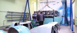 A SkyWay megkezdte a unitruck átadás-átvételi tesztelését
