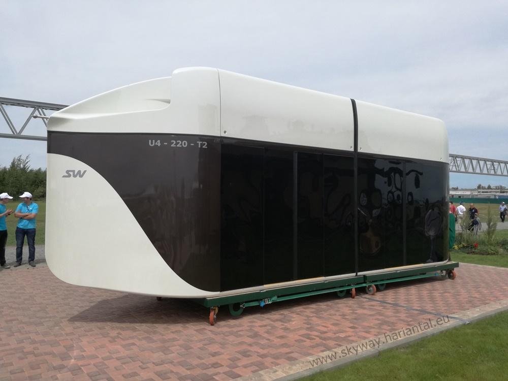 Íme elkészült a következő személyszállító jármű