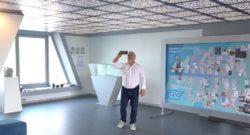 Új látogató az EkoTecnoParkban Délamerika