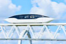 A nagy sebességű unibusz aerodinamikája