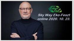 Online kerül megtartásra 2020-ban az Eko-Fesztivál