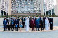 Diplomaták az Egyesült Arab Emírségek SkyWay tesztközpontjában