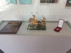Aranyszekér díj
